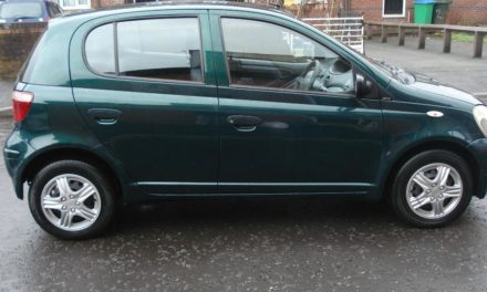 What I learnt about God from my little green Vitz