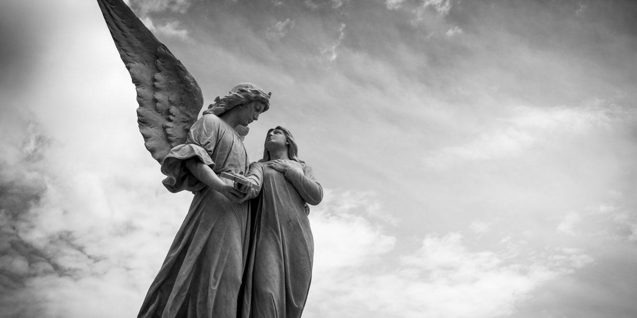PODCAST EPISODE 30: Angels & Demons Part I