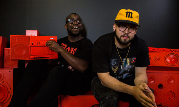 MUSIC REVIEW: Andy Mineo and Wordsplayed-Magic & Bird Mixtape
